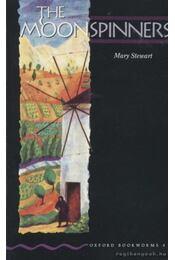 The Moonspinner - Stewart, Mary - Régikönyvek