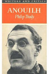 Anouilh - THODY, PHILIP - Régikönyvek