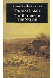 The Return of the Native - Thomas Hardy - Régikönyvek