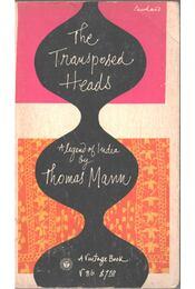 The Transposed Heads - Thomas Mann - Régikönyvek