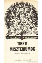 Tibeti misztériumok - Régikönyvek