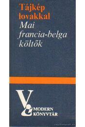 Tájkép lovakkal - Timár György - Régikönyvek