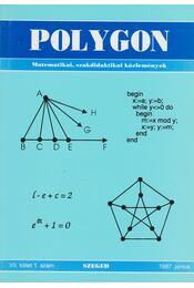 Polygon 1997/6 - Több szerkesztő - Régikönyvek