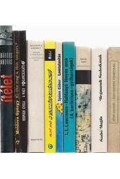 10 db vegyes magyar regény - Több szerző - Régikönyvek