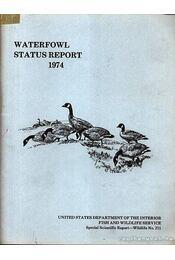 Waterfowl Status Report 1974 - Több szerző - Régikönyvek