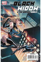 Black Widow & the Marvel Girls 3. - Tobin, Paul, Espin, Salvador - Régikönyvek