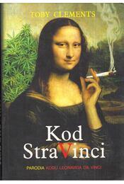 Kod Stra Vinci - Toby Clements - Régikönyvek