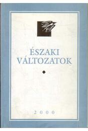 Északi változatok (dedikált) - Tófalvi Zoltán - Régikönyvek