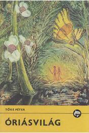 Óriásvilág - Tőke Péter - Régikönyvek