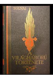 A világháború története III. kötet - Régikönyvek