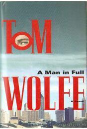 A Man in Full - Tom Wolfe - Régikönyvek