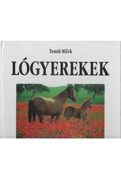 Lógyerekek - Tomáš Míček - Régikönyvek