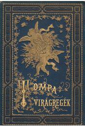 Virágregék - Tompa Mihály - Régikönyvek