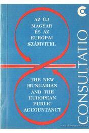 Az új magyar és az európai számvitel - The new hungarian and the european public accountancy - Tompa Miklós - Régikönyvek