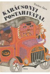 Karácsonyi postahivatal - Tordon Ákos - Régikönyvek