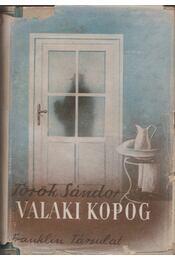 Valaki kopog I-II. (egy kötetben) - Török Sándor - Régikönyvek