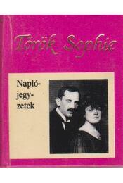 Naplójegyzetek (mini) - Török Sophie - Régikönyvek