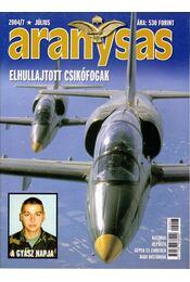 Aranysas 2004/7. - Tőrös István - Régikönyvek
