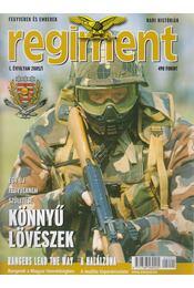 Regiment 2005/1. - Tőrös István - Régikönyvek