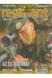 Regiment 2005/2. - Tőrös István - Régikönyvek