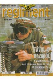 Regiment 2005/3. - Tőrös István - Régikönyvek