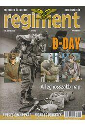 Regiment 2008/2. - Tőrös István - Régikönyvek