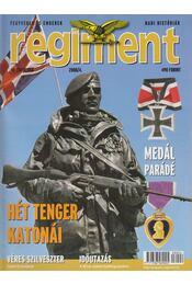 Regiment 2008/4. - Tőrös István - Régikönyvek