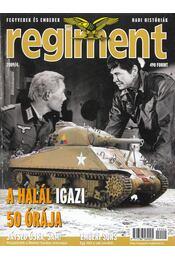 Regiment 2009/4. - Tőrös István - Régikönyvek