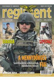 Regiment 2011/1. - Tőrös István - Régikönyvek