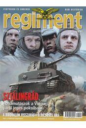 Regiment 2012/1. - Tőrös István - Régikönyvek
