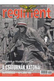 Regiment 2012/3. - Tőrös István - Régikönyvek