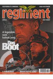Regiment 2016/2. - Tőrös István - Régikönyvek