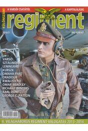 Regiment 2016/3. - Tőrös István - Régikönyvek