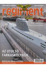 Regiment 2016/5. - Tőrös István - Régikönyvek