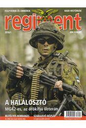 Regiment 2018/1 - Tőrös István - Régikönyvek