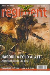 Regiment 2018/5 - Tőrös István - Régikönyvek