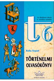 Történelem - Balla Árpád - Régikönyvek