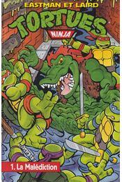 Tortues Ninja - 1. La Malédiction - Régikönyvek