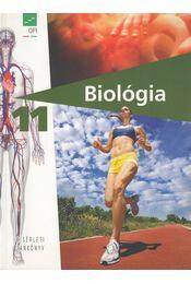 Biológia 11. - Tóth Attila - Régikönyvek