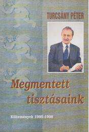 Megmentett tisztásaink - Turcsány Péter - Régikönyvek