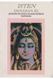 Isten Indiában él - Túri Ágnes (szerk.) - Régikönyvek