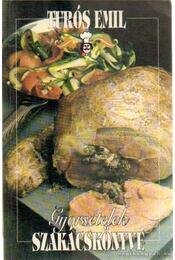Gyorsételek szakácskönyve - Turós Emil - Régikönyvek