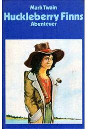 Huckleberry Finns Abenteuer - Twain, Mark - Régikönyvek