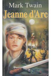 Jeanne d'Arc - Twain, Mark - Régikönyvek