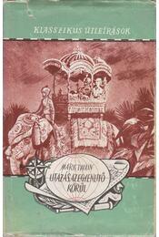 Utazás az Egyenlítő körül - Twain, Mark - Régikönyvek