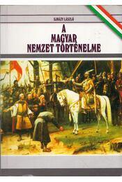 A magyar nemzet történelme (reprint) - Ujházy László - Régikönyvek