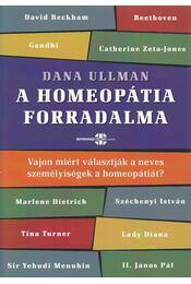 Ahomeopátiaforradalma - Ullman, Dana - Régikönyvek
