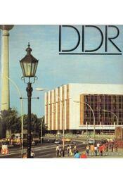 DDR - Deutsche Demokratische Republik - Ullrich, Klaus, Seifert, Peter, Linke, Monika, Murza, Gerhard, Swoboda, Wilfried, Peter Jacobs - Régikönyvek