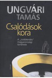 Csalódások kora - Ungvári Tamás - Régikönyvek