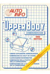 Upper Body Dimensions 1996 Edition - Régikönyvek